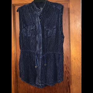 Angie vest / Brand New With Tags /so cute on
